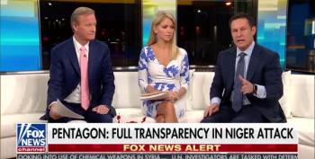 Fox And Friends: 'It Seems Like People Looking' For A Scandal After Niger Tragedy