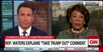 Is Chris Cuomo Legitimizing Right Wing Smears Of Maxine Waters?