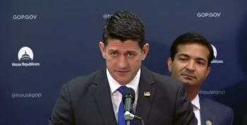 Paul Ryan: Twitter? Forget About That! (Pretty Please!)