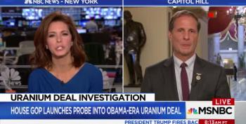 Rep. Chris Stewart: Investigating Uranium Deal Has Nothing To Do With Hillary Clinton