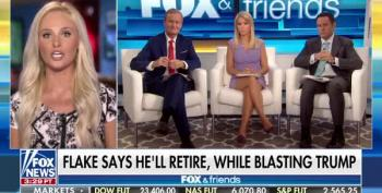 Fox And Friends Hosts: 'Is That Draining The Swamp?' 'I Don't Know'