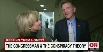 WATCH: GOP Congressman Blames George Soros For Charlottesville