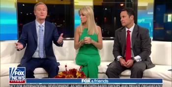 Fox And Friends Whine: Media Scheming To 'Get' Trump