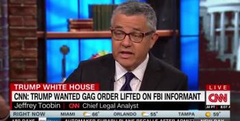 CNN's Jeffrey Toobin Rightly Says 'This Whole Uranium Thing Comes From Fox News'