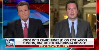 Disgraced Rep. Nunes Blames Democrats For Russia's Meddling In 2016 Election