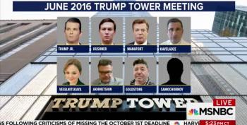 Ari Melber Connects More Dots On Latest Trump Tower/Russia Revelations
