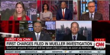 Jack Kingston Calls Mueller Indictments 'Traffic Violations'