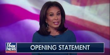 Fox's Pirro: 'It's Time To Shut It Down, Turn The Tables And Lock Her Up!'