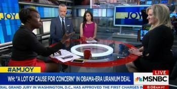 Joy Reid Takes Apart Right Wing Talking Points On Drummed Up Clinton Uranium One Fake 'Scandal'