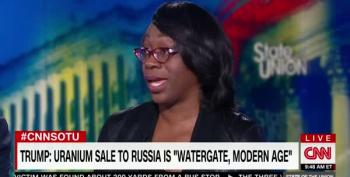 Nina Turner Repeats Right Wing Spin: Russians 'Control 20 Percent Of Our Uranium Extraction!'