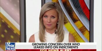 Fox News More Worried About Leakers To The Press Rather Than The Indictments