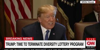 Trump Calls For Swifter Justice, Says System Is A 'Joke' And A 'Laughingstock'
