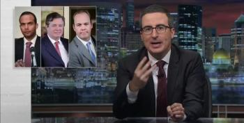 John Oliver Explains Why Trump Can't Be Allowed To Claim 'Incompetence'