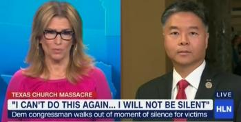 Rep. Ted Lieu: 'Every Time A Mass Shooting Happens We Do The Moment Of Silence And That's It'
