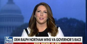 RNC Chair: Northam Won Virginia Because He Moved Right And Embraced Trump