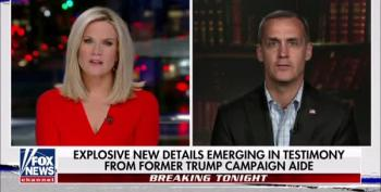 Corey Lewandowski Tries To Rebuff Carter Page