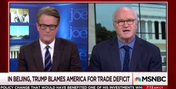 Mike Barnicle: 'This Isn't Tax Reform'