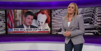 Samantha Bee Whacks Ryan: 'Guess It Works If What You're Praying For Is NRA Money'