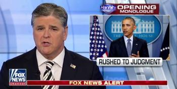 Hannity Attacks Media For 'Rush To Judgment' On Roy Moore