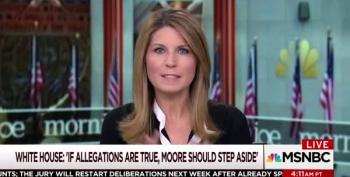 Nicolle Wallace Smashes GOP's '..If Roy Moore Accusations Are True' Dodges