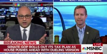 Ali Velshi Destroys GOP Talking Points On Tax Cuts