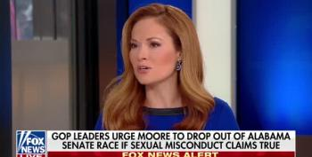 Fox News Hosts: GOP Is Fighting About Pedophilia