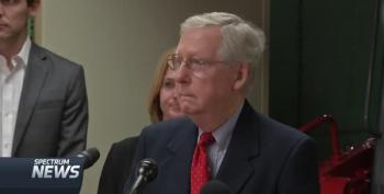 McConnell Says The Words: 'I Believe The Women, Yes'