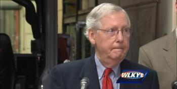 McConnell On Moore: 'I Believe The Women...He Should Step Aside'