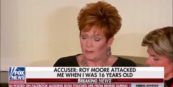 Shepard Smith Covers Beverly Young Nelson's Harrowing Encounter With Roy Moore