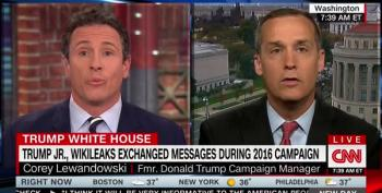 Corey Lewandowski: The Real Russian Influence Was In The Clinton Camp