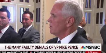 Morning Joe: VP Pence Doesn't Know A Thing About The Russians