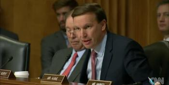Chris Murphy: Trump Is Unstable And Might Order A Nuclear Strike