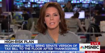 Stephanie Ruhle Rants Against Special Interests In GOP Tax Bill