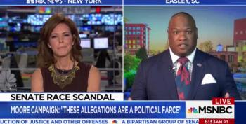 Trump-Loving Pastor Slammed After Telling MSNBC's Stephanie Ruhle She Could Be Next