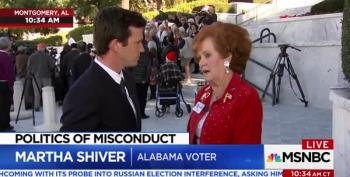 Roy Moore Supporter Calls Women Accusers, Gold Diggers Who Are Frustrated He Rejected Them