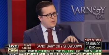 Trump Advisory Board Member Attacks Judges For Nixing Crackdown Against Sanctuary Cities