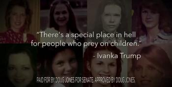 Doug Jones' New Ad Uses Ivanka Trump's Words