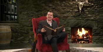Jim Jefferies Reads The Real Story Of Thanksgiving