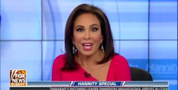Whoops! Jeanine Pirro Caught On Air Saying 'You're Pissing Me Off' To Staffer