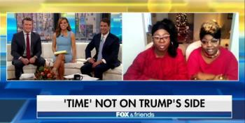Diamond & Silk To Time: Keep Hillary Clinton Off The Cover Of Your Magazine