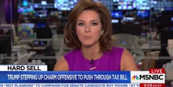 Stephanie Ruhle: It's Been 152 Days Since White House Allowed Interview On Tax Bill