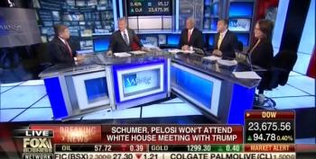 Varney & Co. Angry Schumer And Pelosi Refused Meeting Trump After His Tweet Attacking Them