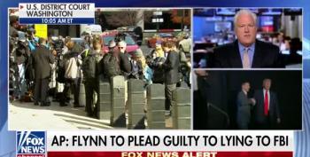 Matt Schlapp Blames Obama For 'Unmasking' Mike Flynn
