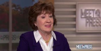 Sen. Susan Collins Uses Confidence Fairy As Proof Senate Tax Bill Will Actually 'Cut The Deficit'