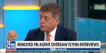 Fox News' Napolitano 'Never Met An FBI Agent That Did Not Have A Political Opinion'