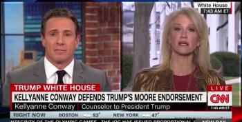 Kellyanne Conway Lectures Chris Cuomo On Morality