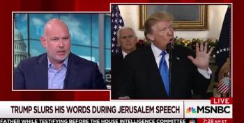Steve Schmidt On Trump Speech: 'That Impairment Is Chilling'
