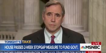 Jeff Merkley Calls For Trump To Resign