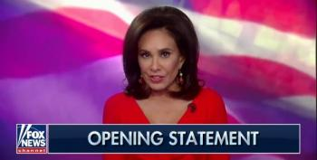 Fox's Pirro: There Needs To Be A 'Cleansing' At The FBI, DOJ