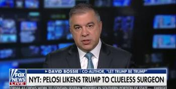 David Bossie Claims Trump's 'Will Power' Spurring Economic Growth